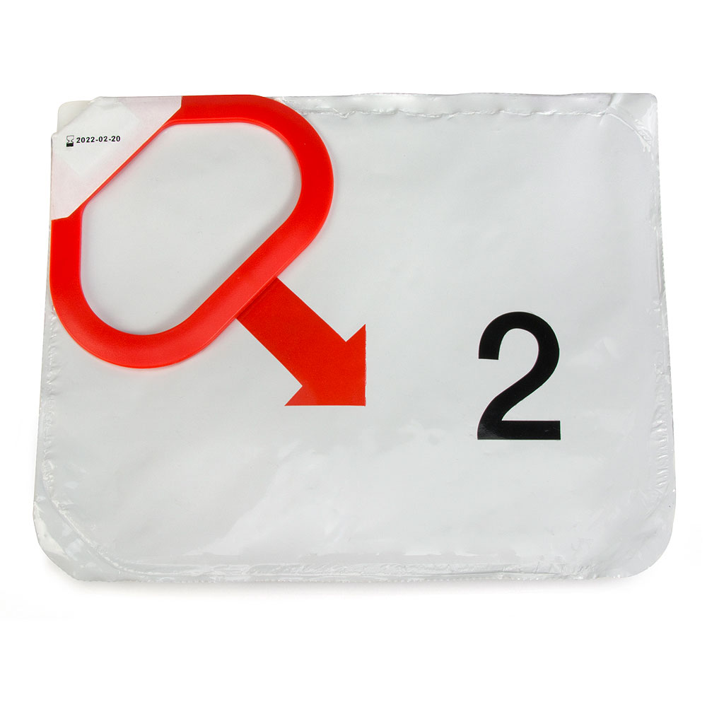 Physio-Control LIFEPAK® CR2 AED Adult/Child Electrode Pads