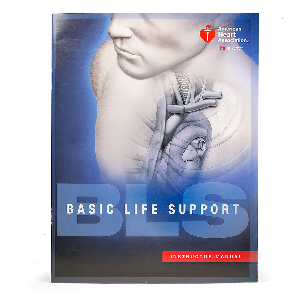 AHA 2015 BLS for Healthcare Providers Instructor Manual