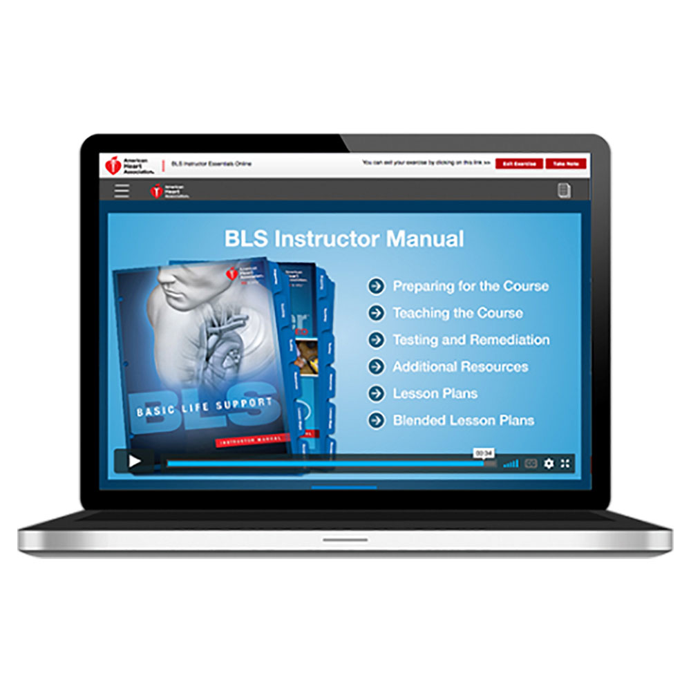 AHA 2015 BLS Instructor Essentials Online Key Code