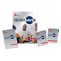 AHA 2020 Heartsaver First Aid CPR AED Student Workbook