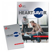 AHA 2020 Heartsaver First Aid Student Workbook