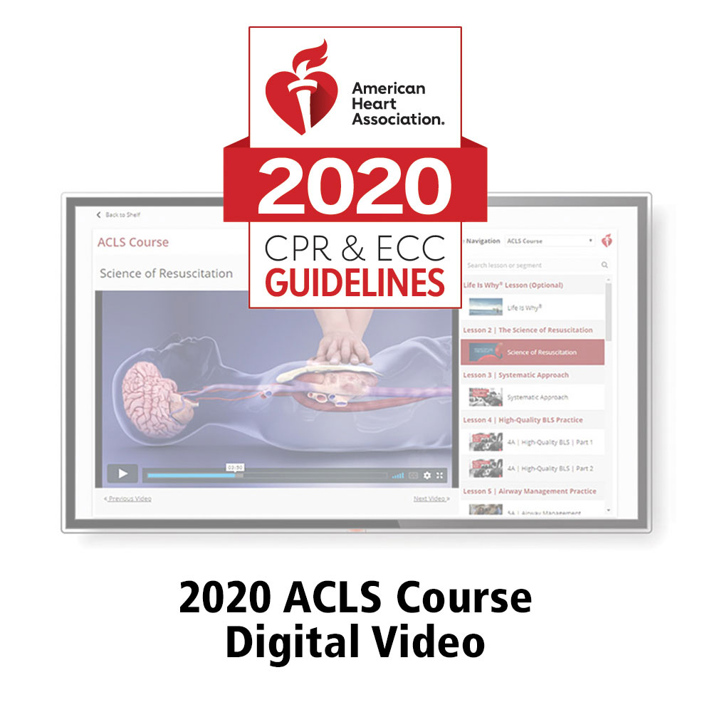 AHA 2020 ACLS Streaming Videos