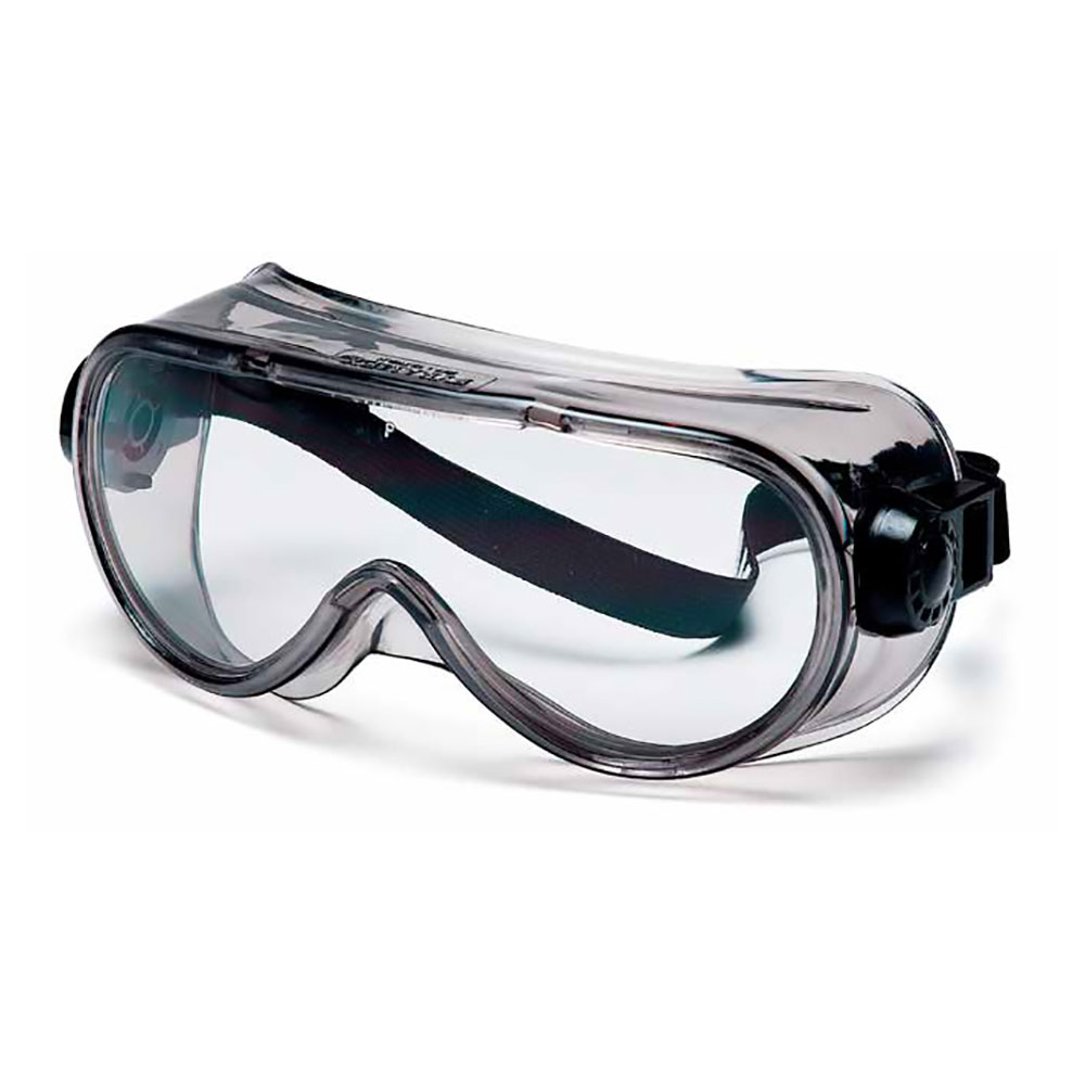 Splash Resistant Goggles w/Anti-Fog and/or Anti-Scratch Coating