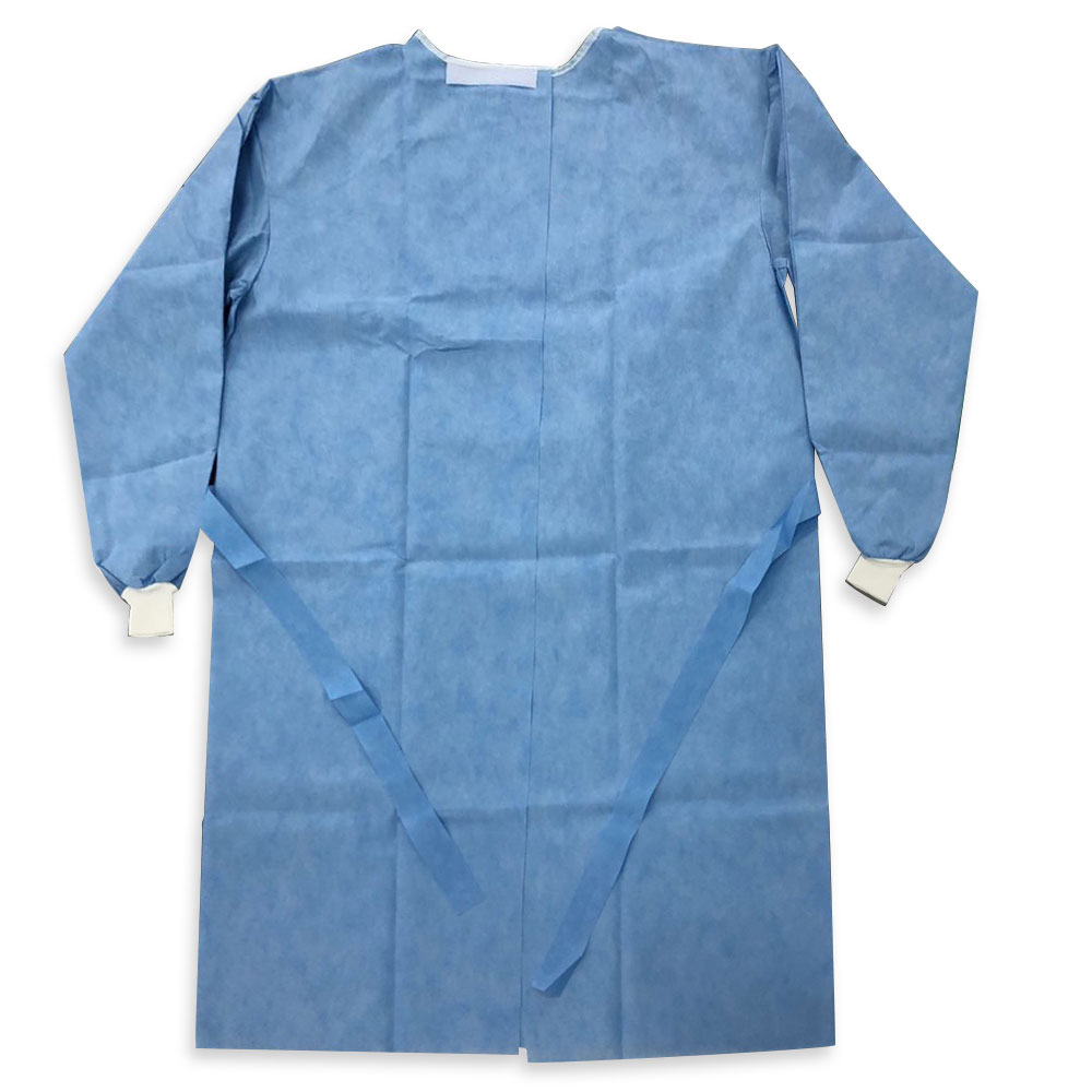 Level 3 Long Sleeve Isolation Gown - 25/Pack