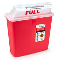 Sharps Container - 4.6L
