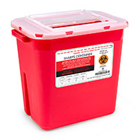 Sharps Container - 7.6L