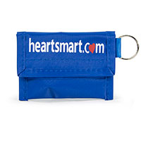 Heart Smart Quick Response KeyChain (COPY)