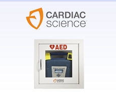 Cardiac Science AED Cabinets