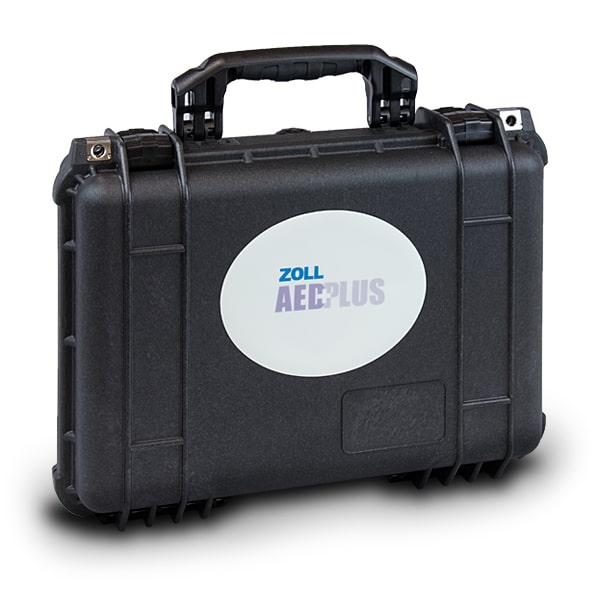 ZOLL AED Plus - Hard Sided Carry Case