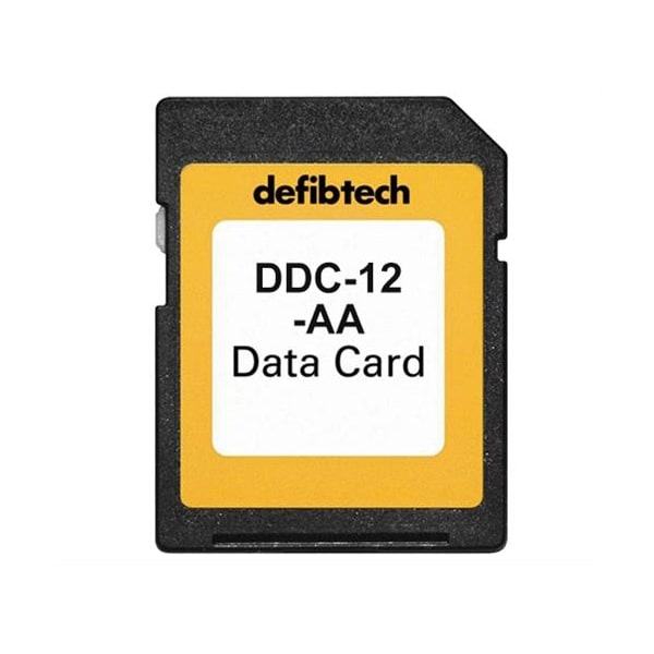 Defibtech Lifeline Large Capacity Data Card