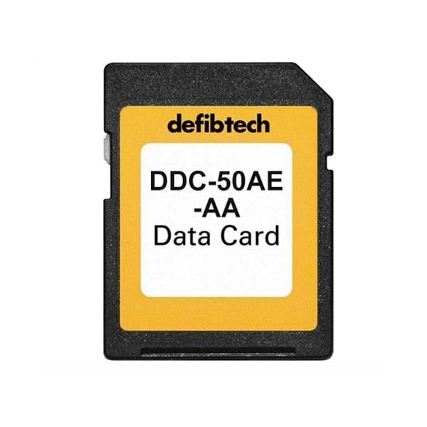 Defibtech Lifeline Medium Capacity Data Card (w/Audio)