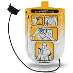 Defibtech Lifeline or Lifeline AUTO AED Defibrillation Electrode Pads