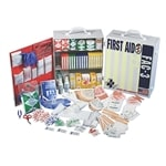 First Aid - FAC-3 - Deluxe Cabinet