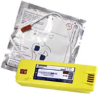 Cardiac Science Pads and Batteries