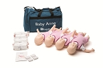 Laerdal Baby Anne 4-Pack with Soft Pack
