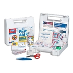 25 Person, 106 Piece ANSI Kit w/Plastic Case by First Aid Only