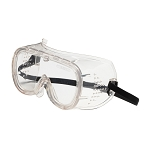 Direct Vent Goggles - Clear, Uncoated