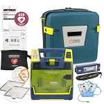 Cardiac Science Powerheart AED G3 Plus Aviation Value Package