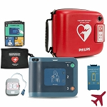 Philips HeartStart FRx AED Aviation Package