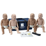 PRESTAN® Infant Diversity Kit Manikins 4-Pack