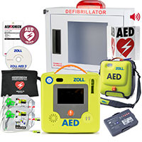 ZOLL AED 3 Church/Worship Value Package