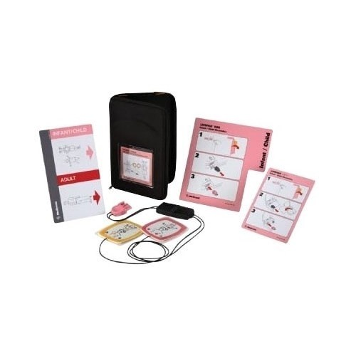 Physio-Control Pediatric Electrode Pad Starter Kit at heartsmart.com