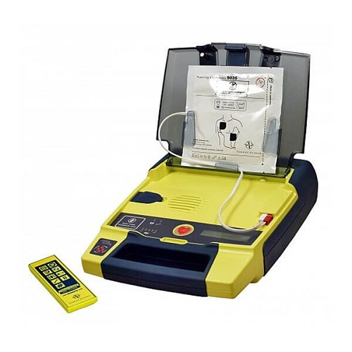 Cardiac Science Powerheart AED G3 Trainer at heartsmart.com