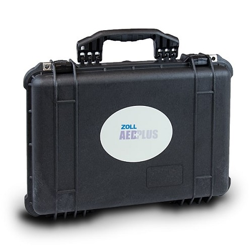 ZOLL AED Plus - Hard Sided Carry Case - Large at heartsmart.com