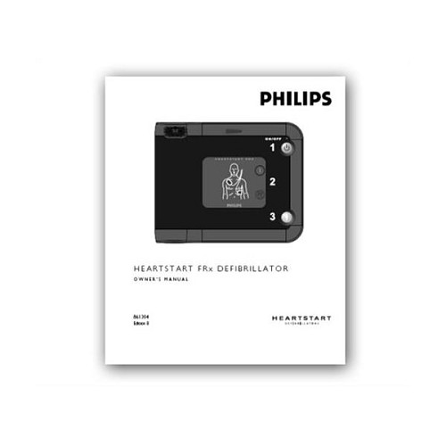 Philips FRx Owner's Manual at heartsmart.com