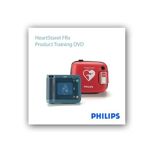 Philips FRx Training DVD at heartsmart.com