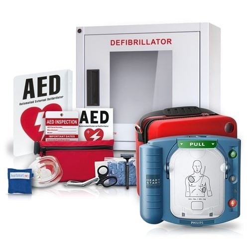 Philips HeartStart OnSite AED Value Package at heartsmart.com