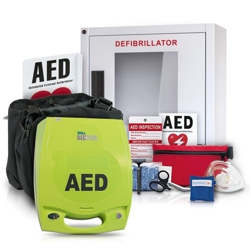 ZOLL AED Plus Value Package at heartsmart.com