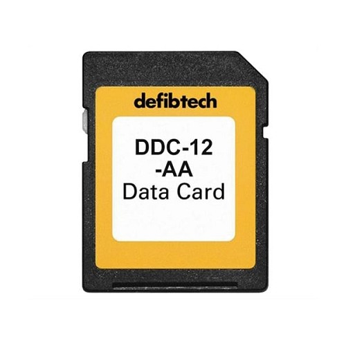 Defibtech Lifeline Large Capacity Data Card at heartsmart.com