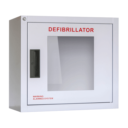 Heartsmart AED Wall Cabinet at heartsmart.com
