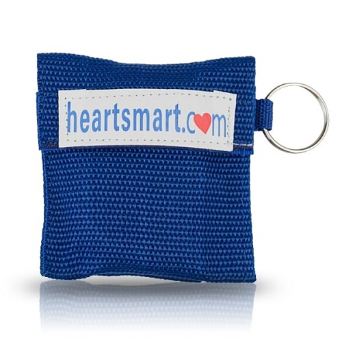 Heart Smart Quick Response KeyChain at heartsmart.com