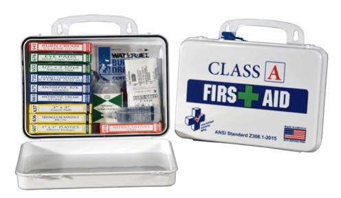 Class A First Aid Kits, KR615-011 and KR615-015 at heartsmart.com
