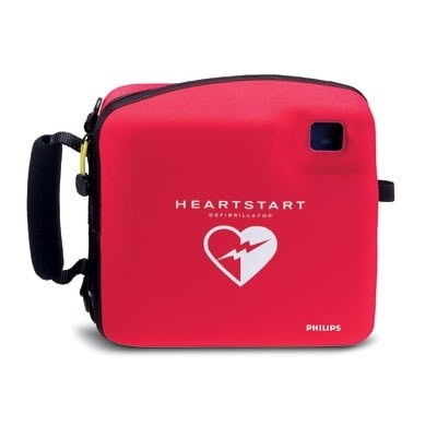 Philips FR2 Series Carrying Case at heartsmart.com