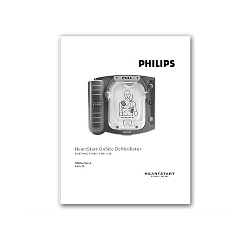 Philips OnSite/HS1 Manual at heartsmart.com
