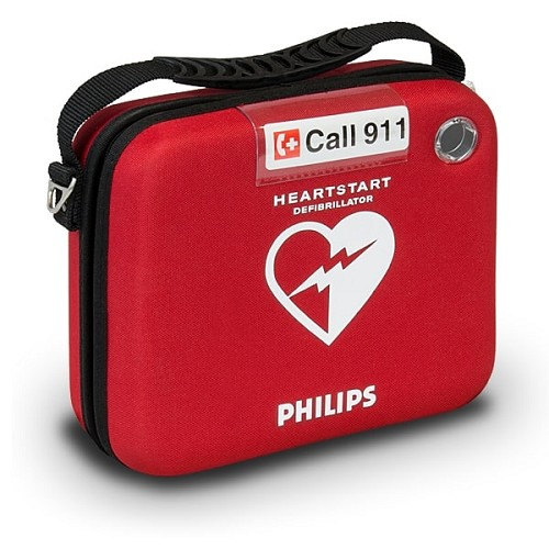 Philips OnSite/HS1 Slim Carrying Case at heartsmart.com