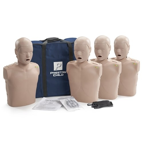 Prestan Professional Manikin Child (4-Pack) at heartsmart.com