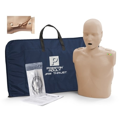 PRESTAN Professional Jaw Thrust Manikin Adult (Single) at heartsmart.com