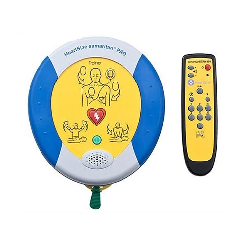PAD Training System with Remote Control at heartsmart.com