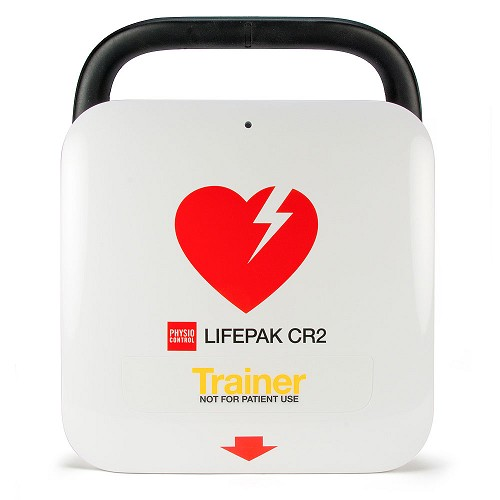Physio-Control LIFEPAK® CR2 AED Trainer at heartsmart.com