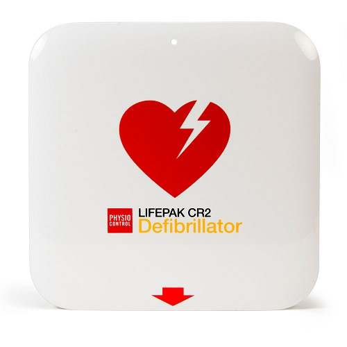 Physio-Control LIFEPAK® CR2 AED Replacement Lid at heartsmart.com