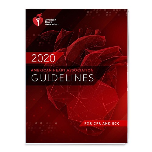 AHA 2020 Guidelines for CPR & ECC at heartsmart.com
