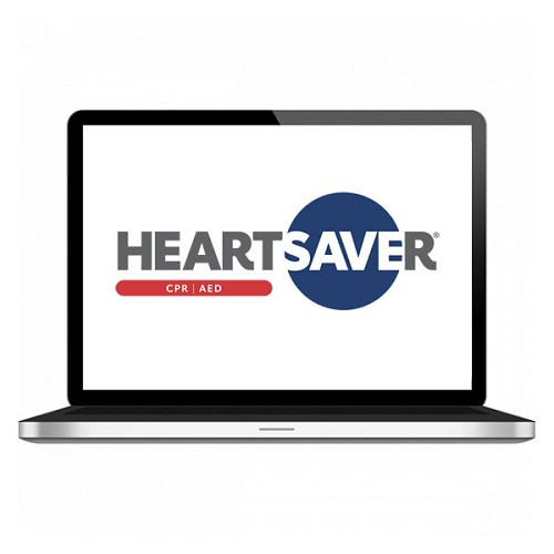 AHA 2020 Heartsaver® CPR AED Online Key Code at heartsmart.com