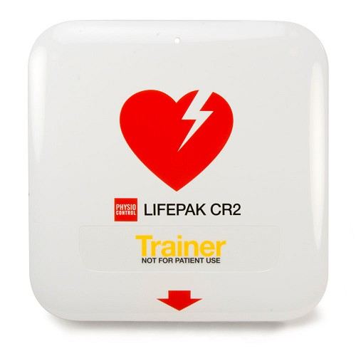Physio-Control LIFEPAK® CR2 AED Trainer Replacement Lid at heartsmart.com