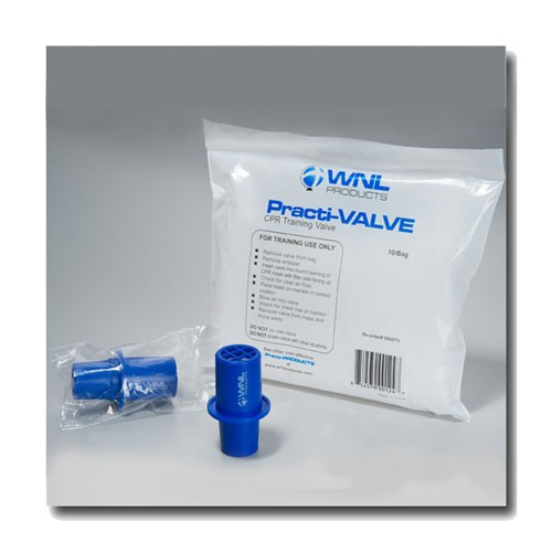 Practi-VALVE® for CPR Training by WNL Products at heartsmart.com