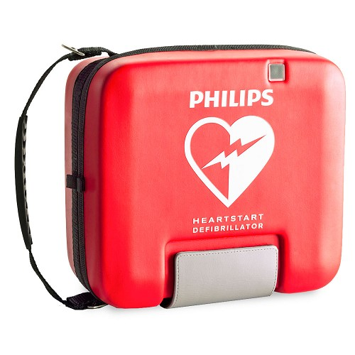 Philips HeartStart FR3 AED Soft Small System Case at heartsmart.com