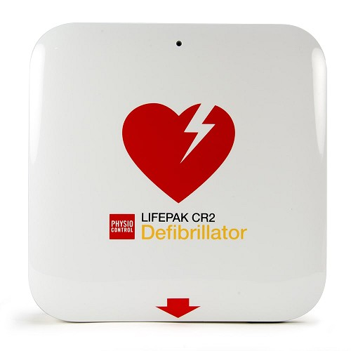 Physio-Control LIFEPAK® CR2 AED Package at heartsmart.com